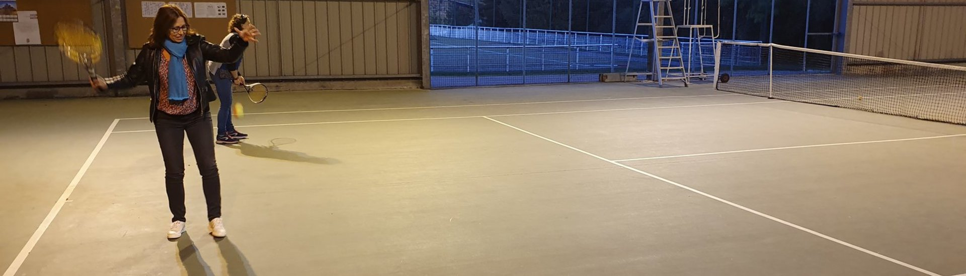 Formation Enseignants Partenariat Tennis C2