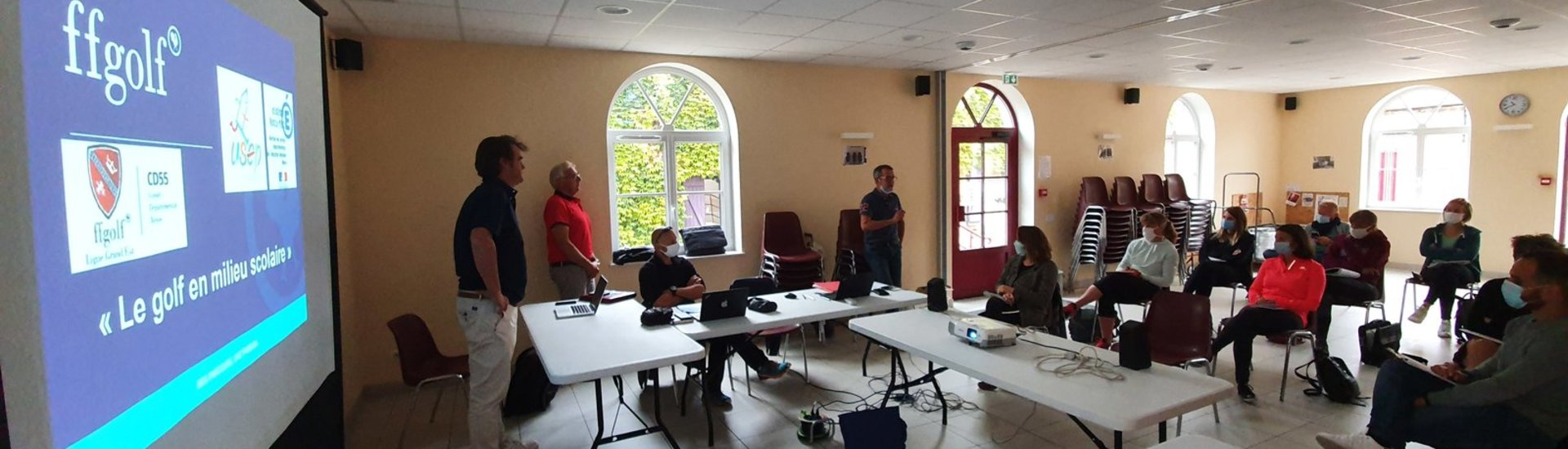 Formation Enseignants Partenariat Golf C3