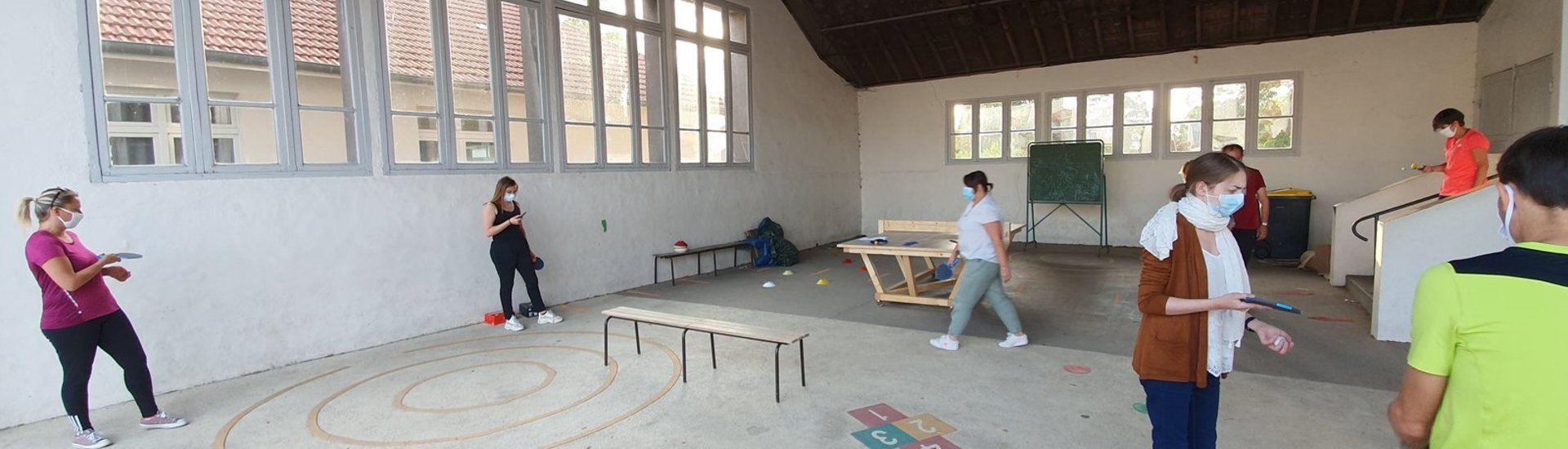 Formation Enseignants Partenariat Tennis de table C3