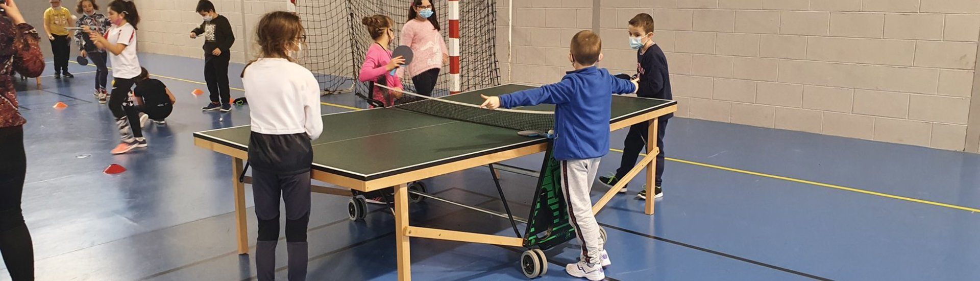 1ère Rencontre Partenariat Tennis de table C3